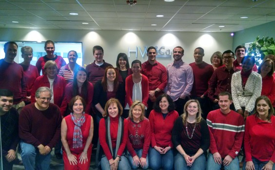 Go Red - Cleveland Office