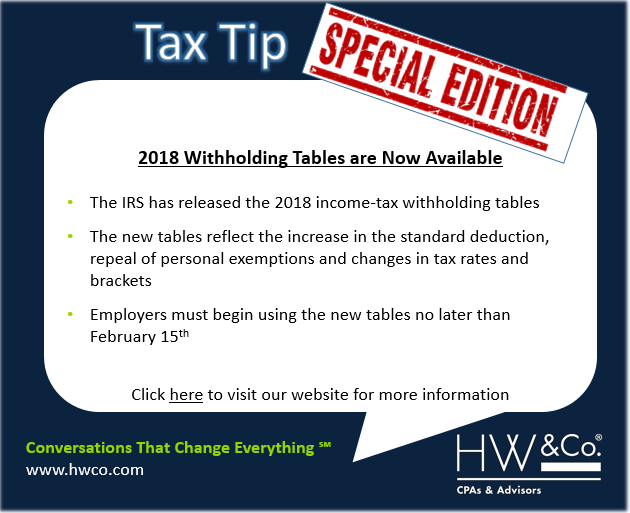 state of ohio payroll tax withholding table