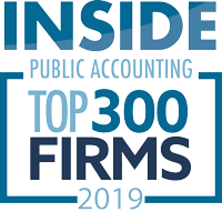 Inside Public Accounting - Top 200 Firm, 2018