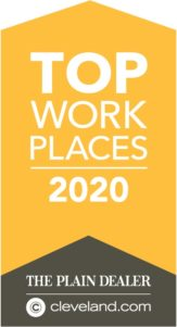Cleveland Plain Dealer - Top Workplaces 2020